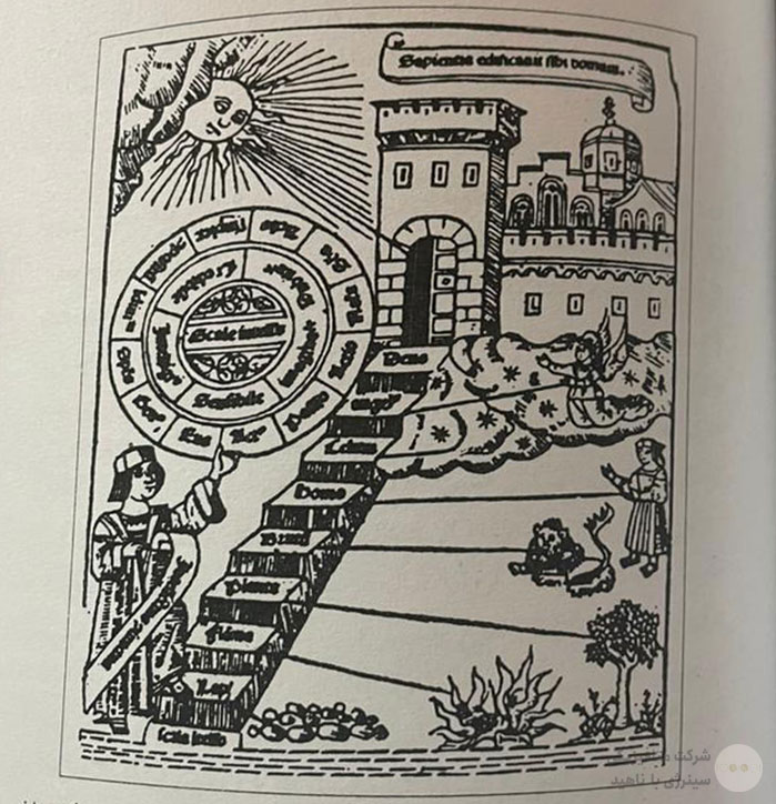 نُه پله به سوی شهر آسمانی