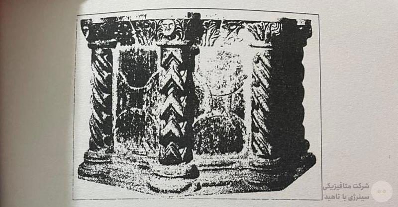 شکل 8 ضلعی حوضچه تعمید