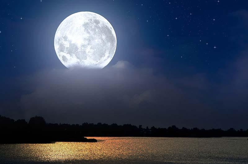 ماه در آسترولوژی